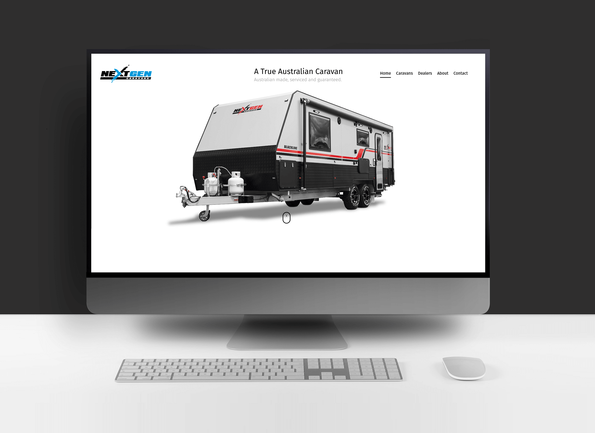 AusGarage Website Development